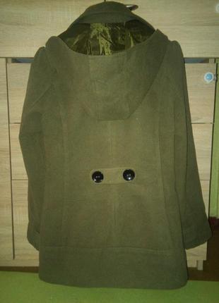 Женское пальто new look 40р2 фото