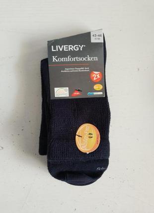 Набор летних носков носки coolmax 2 пары livergy германия европа оригинал