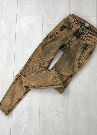 Джинсы скинни штаны skinny tommy hilfiger
