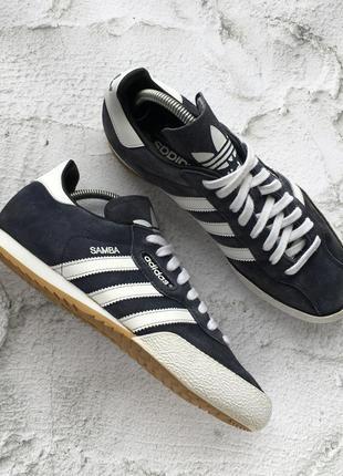 Оригинальные кроссовки adidas samba1 фото