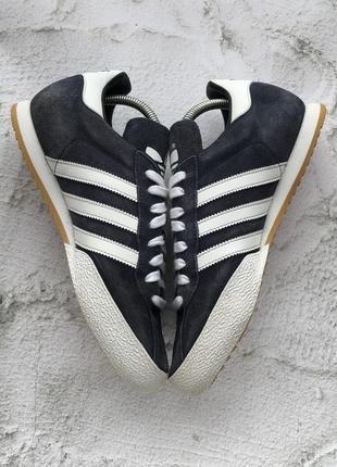 Оригинальные кроссовки adidas samba4 фото