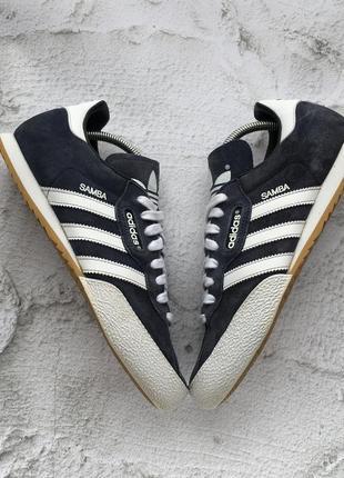 Оригинальные кроссовки adidas samba5 фото