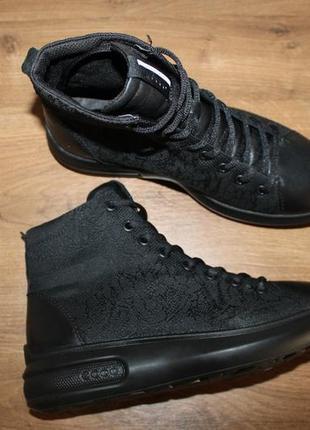 Ботинки ecco soft 3