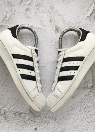 Оригинальные кроссовки adidas originals superstar4 фото