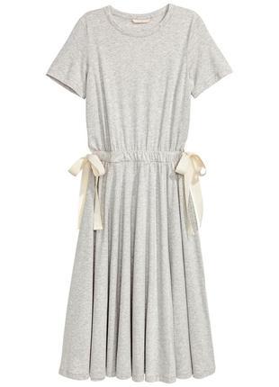 Платье с лентами от h&m