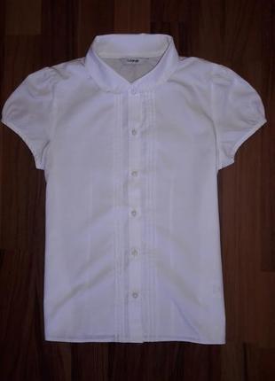 Блуза, кофта, рубашка  george в школу р.9-10лет.