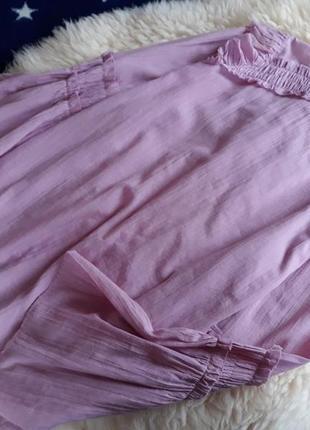 #розвантажуюсь красивейшая блуза с рюшами river island