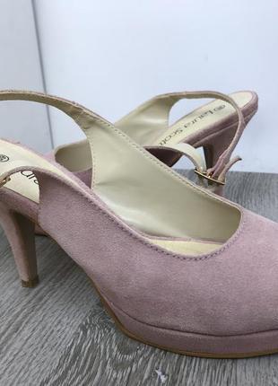 Изысканные туфельки laura scott