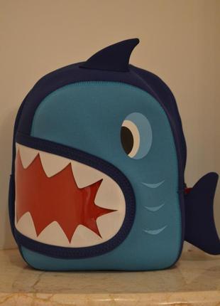 Рюкзак-акула nohoo
