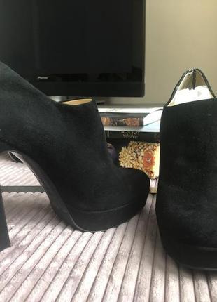 Ботильоны, туфли nursace 38