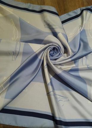 Bmw шелковый платок
