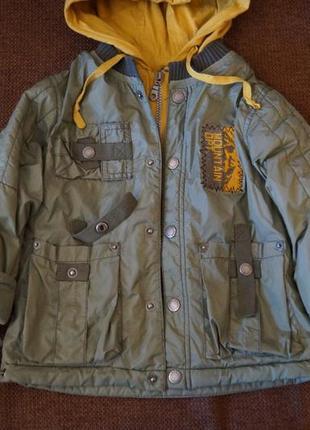 Демисезонная курточка кико kiko ветровочка