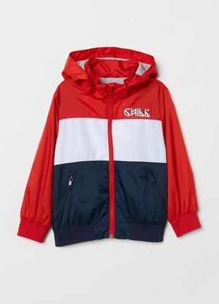 Курточка вітрівка для хлопчиків від h&m німеччина
