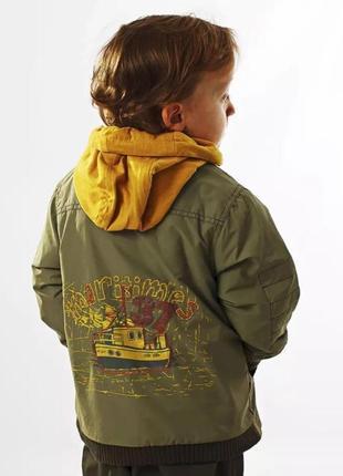 Демисезонная куртка кико