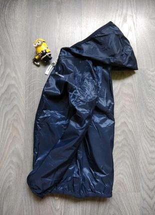 110p ветровка дождевик куртка quechua