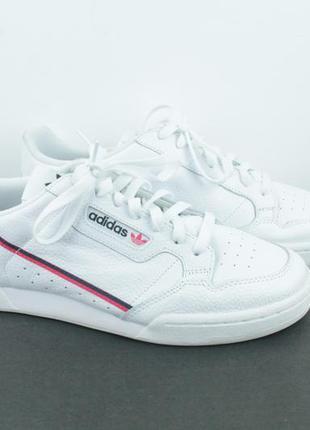 Оригинальные кроссовки adidas continental 80 white g27706