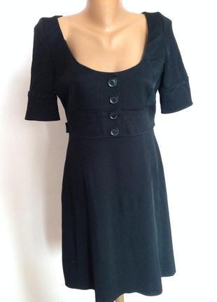 Фирменное коктельное платье /l- xl/ brend karen millen
