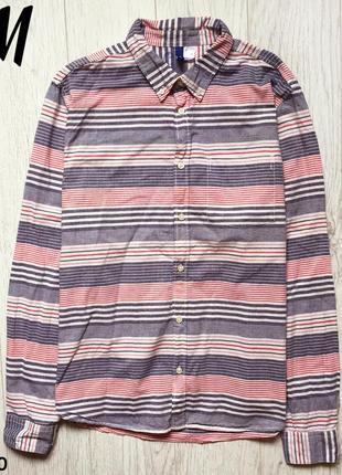 Мужская рубашка h&m