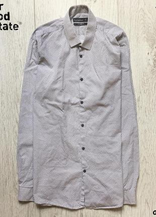 Мужская рубашка cedarwood state - tailored fit
