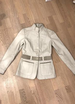 Куртка кожаная victoria's secret