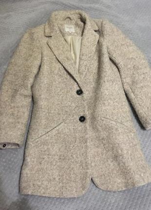 Шикарное пальто бойфренд