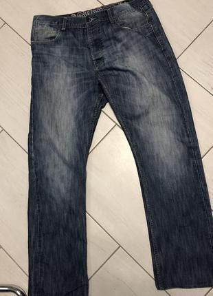 Джинсовые брюки crosshatch