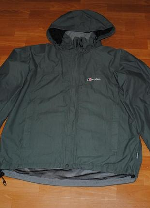 Berghaus aq мужская куртка штормовка бергхауз