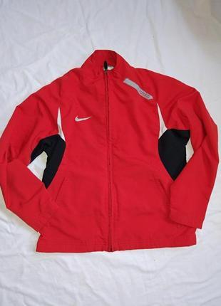 Nike мастерка 8-10 лет рост 128-140 см оригинал в идеальном состоянии