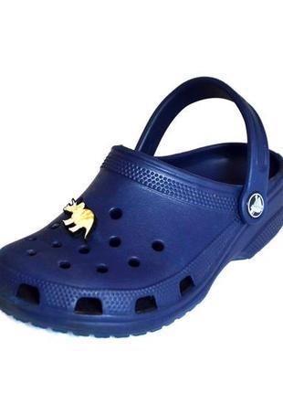 Сабо, клоги crocs classic. стелька 20 см