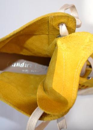 Дизайнерские сникерсы candice cooper 37–37,5р. оригинал4 фото