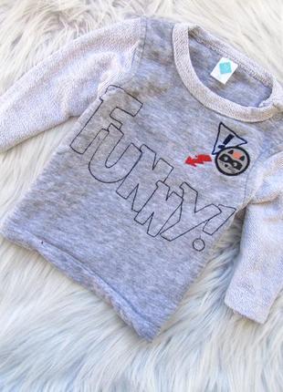 Стильная кофта свитер tex