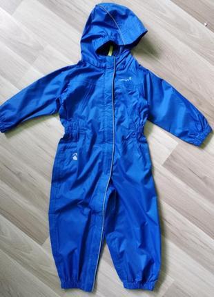 Детский дождевик-комбинезон gelert  2-3 года