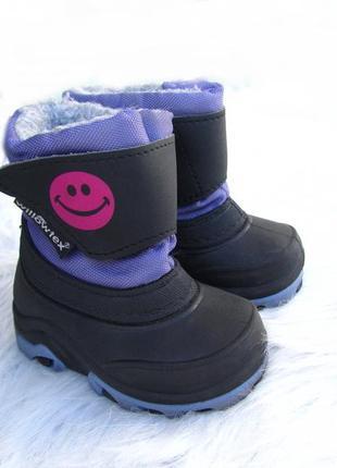 Крутые и стильные теплые ботинки сапоги willowtex