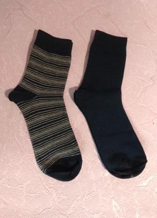Комплект носков дюна из 2 пар размер 31-34, 20-22 см 6-8 лет