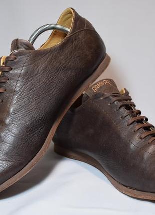 Туфли кроссовки camper кожаные. марокко. оригинал. 41-42 р./26.7 см.