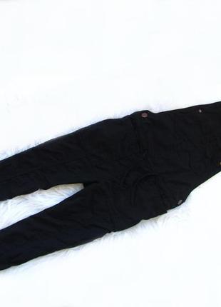 Крутой джинсовый полукомбинезон next