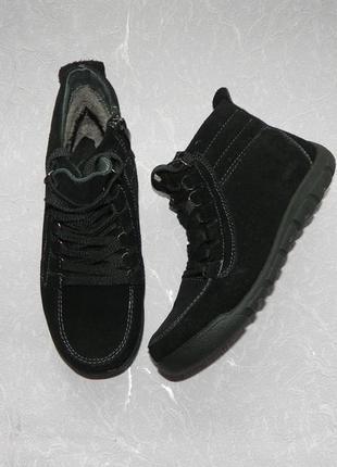 Ботинки зимние 37 размер 23,5 см стелька