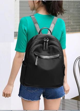 Городской женский рюкзак6 фото