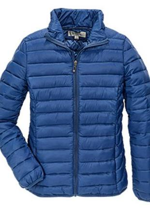Женская стеганая куртка.blue motion.германия.