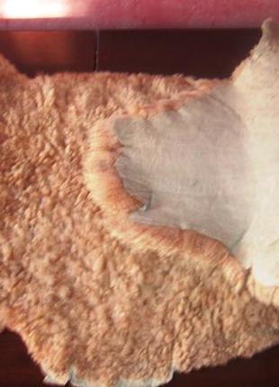 Натуральний килимок-шкура