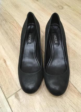 Туфли ecco! оригінальні!