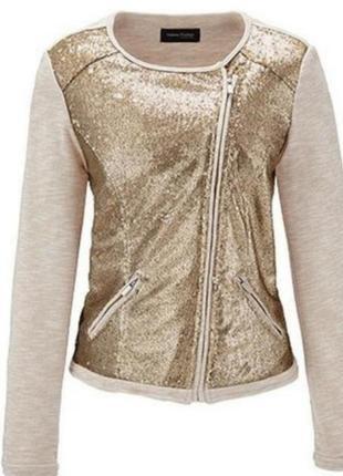 Оригинальный пиджак с пайетками от тсм чибо, наш, 44,462 фото