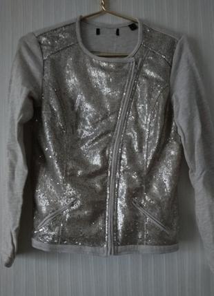Оригинальный пиджак с пайетками от тсм чибо, наш, 44,464 фото