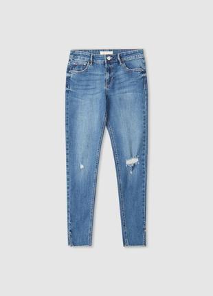 Стильные джинсы резинки calliope