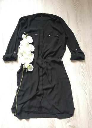 Стильне плаття-рубашка atmosphere