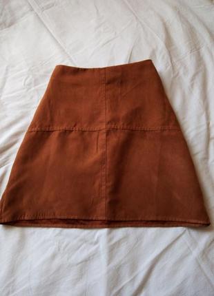 Минималистичная юбка от atm