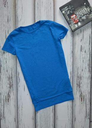 10 лет удлиненная футболка next