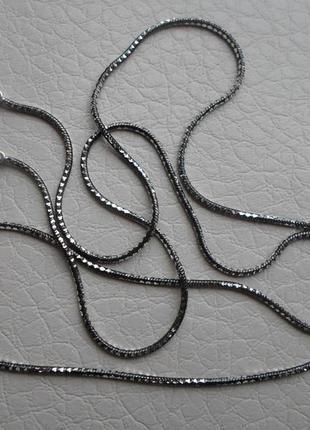 Новая цепочка снейк- змейка 4 грамма, серебро 925.