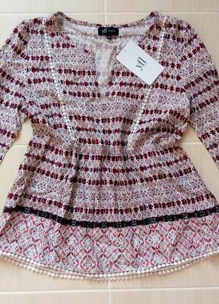 Новая блуза reserved