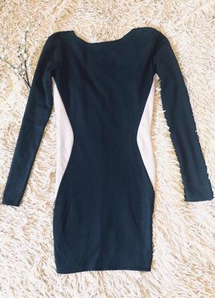 Класична чорна сукня, платье